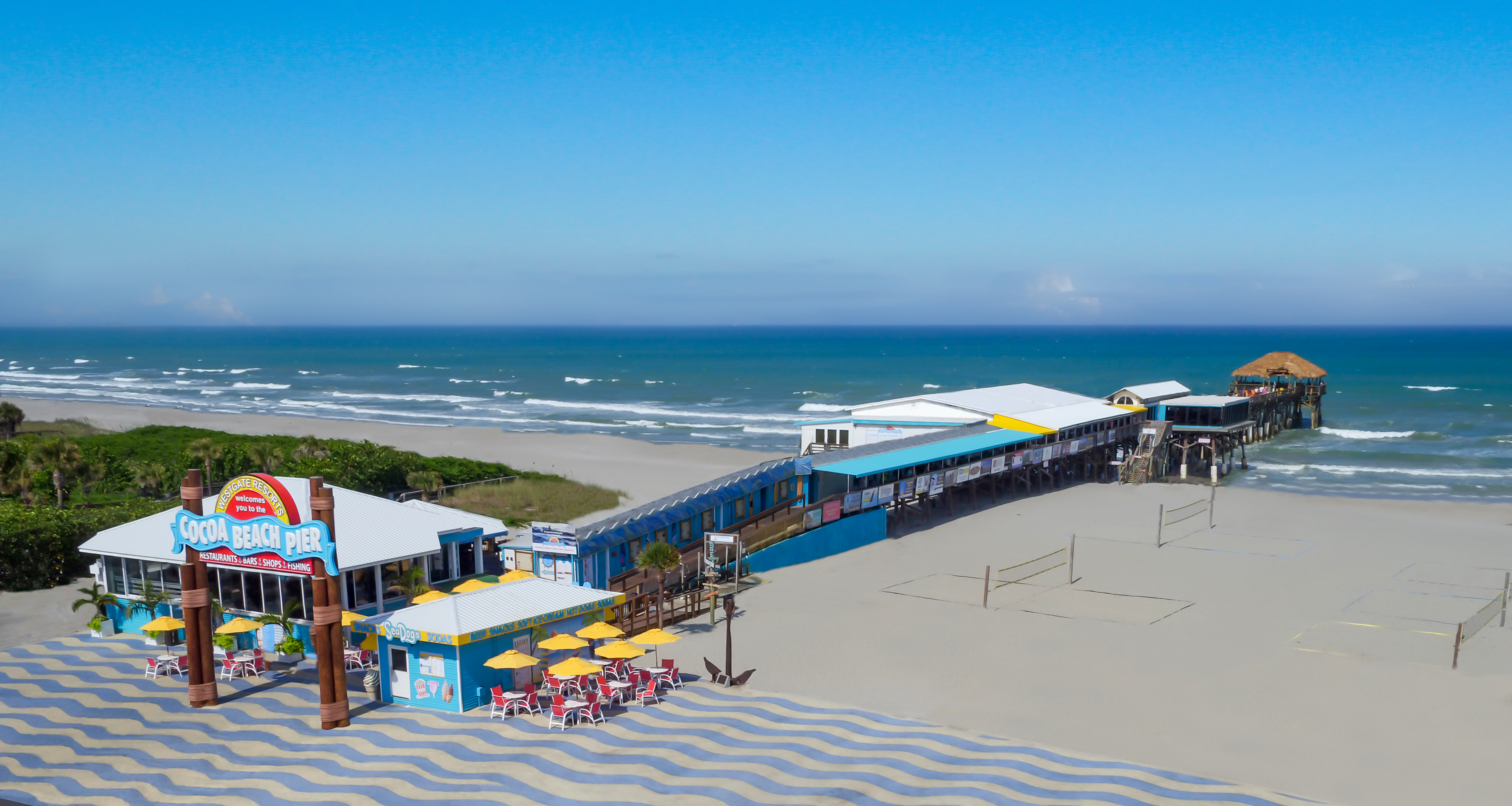 Cocoa Beach Pier >> Activities And Things To Do On Florida S Space Coast King Rentals