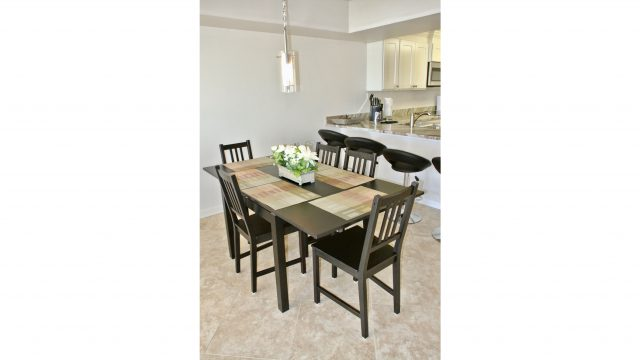 DWV305 dining area