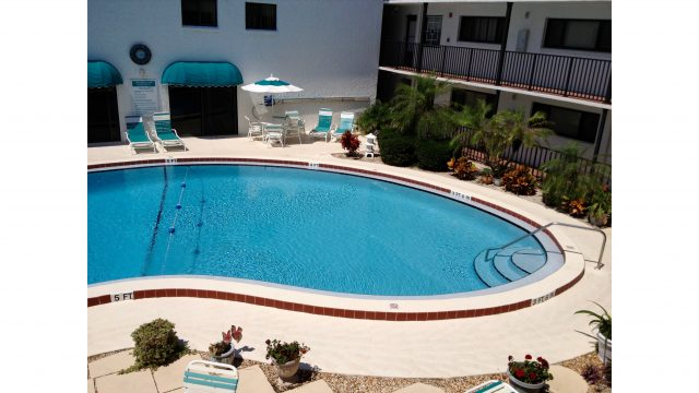 DWV305 complex pool