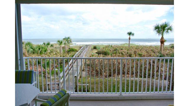 SES203 balcony view