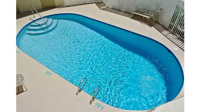 SES203 pool
