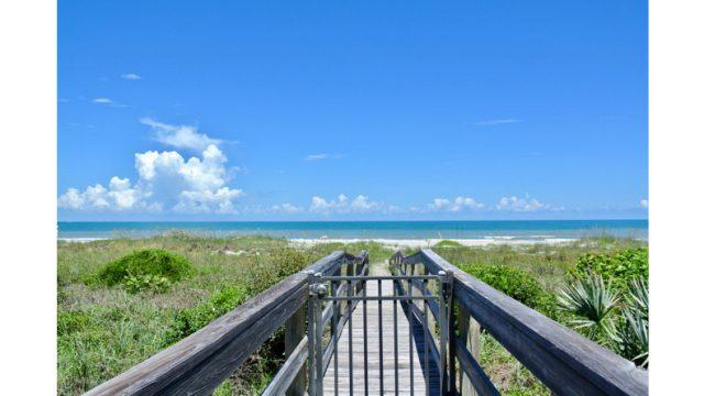 SES203 beach access