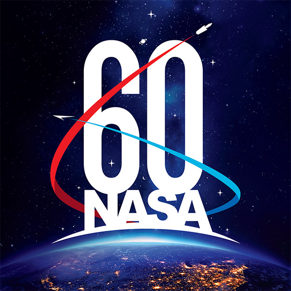 Kennedy Space Center - NASA's 60th Anniversary