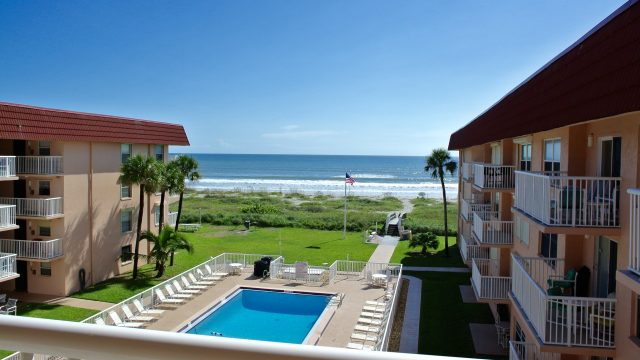 Spanish Main 48 Deluxe King Als Cocoa Beach Florida Hotel